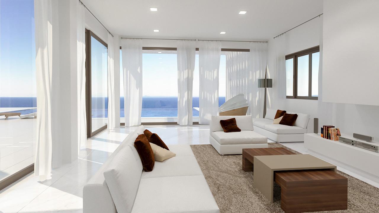 Villa Modern Amenities